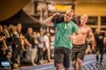 Jonas Müller in CrossFit ACE-Grün