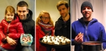 Muffins, Oreo-Cupcakes, Nutella-Cheesecake