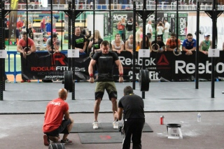German Throwdown 2014
