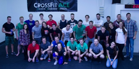 CrossFit ACE Team